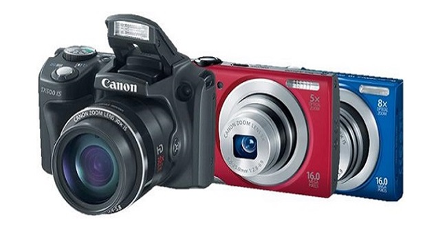 Review Of Canon Digital Camera