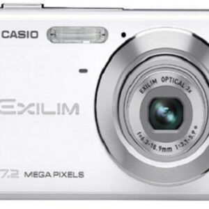 Casio EX-Z77 EXILIM Zoom Digital Camera
