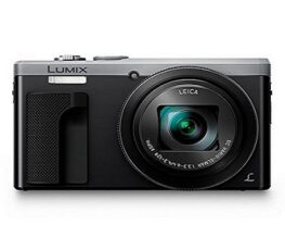 Panasonic LUMIX 4K ZS60 Point And Shoot Camera
