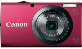 Canon PowerShot A2300 16.0 MP