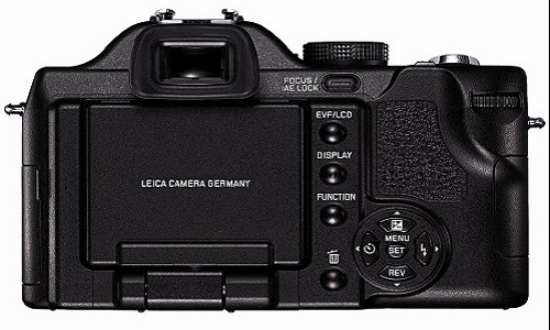Leica V-Lux 1-10-1MP Digital Camera With 12X Optical Image Stablized Zoom