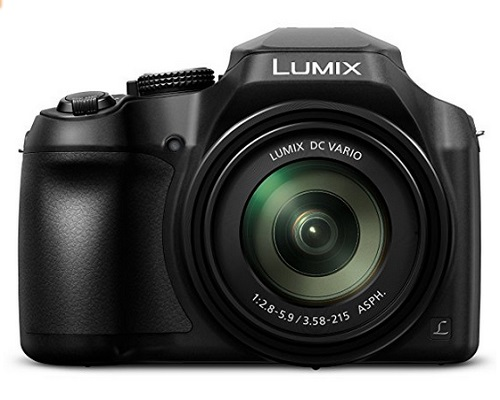 Panasonic Lumix FZ80 4K 60X Zoom Camera