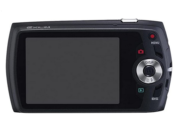 Casio Exilim EX-S8 12 MP Digital Camera With 4x Optical Zoom And 2.7-Inch LCD