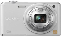 Panasonic Lumix DMC-SZ3 16.1 MP Compact Digital Camera