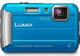 Panasonic Lumix TS20 Digital Camera