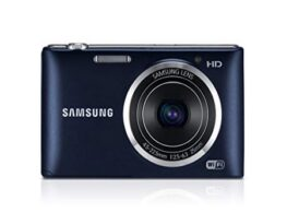 Samsung ST150F 16.2MP Smart Wifi Digital Camera With 5X Optical Zoom And 3.0 LCD Screen