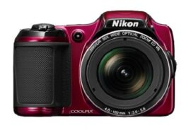 Nikon COOLPIX L820 16MP CMOS Digital Camera