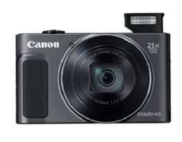 Canon PowerShot SX620 Digital Camera