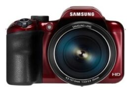 Samsung WB1100F 16.2MP CCD Smart Wifi And NFC Digital Camera