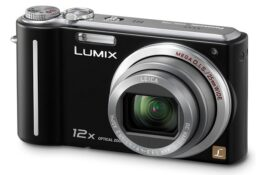 Panasonic Lumix DMC-ZS1 10MP Digital Camera