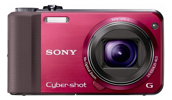 Sony Cyber-Shot DSC-HX7V 16.2 MP Digital Camera