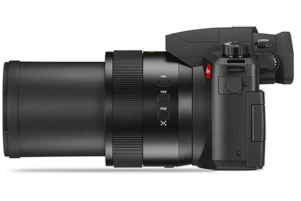 Leica V-Lux 5 20MP Superzoom Digital Camera With 9.1-146mm