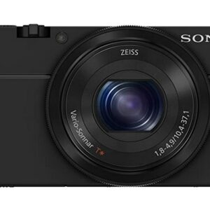 Sony RX100 20.2 MP Premium Compact Digital Camera