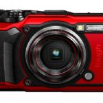 Olympus Tough TG-6 Waterproof Camera Red