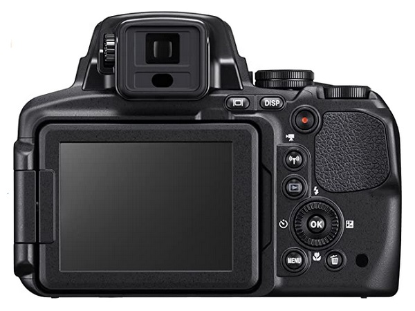 Nikon COOLPIX P900 Digital Camera With 83x Optical Zoom And Built-In Wifi Black
